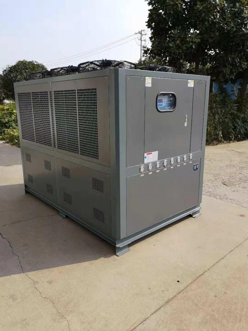 长期供应水冷螺杆机组(螺杆式冷水机组)低温冷油机