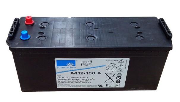 德国阳光蓄电池12V100AH A412/100胶体蓄电池