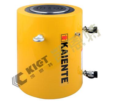 江苏凯恩特生产销售优质双作用大吨位液压千斤顶