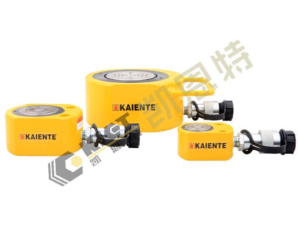 江苏凯恩特生产销售优质单作用超薄型液压千斤顶