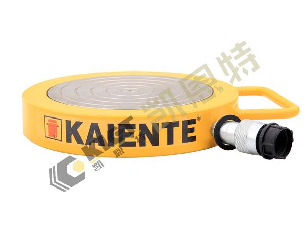 江苏凯恩特生产销售优质超低薄型液压千斤顶
