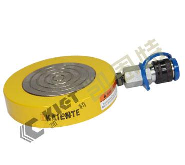 江苏凯恩特生产销售优质超高压超薄型液压千斤顶