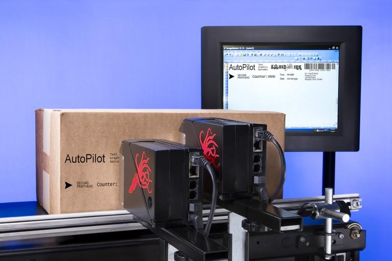SQ2美国原装进口大字符喷码机