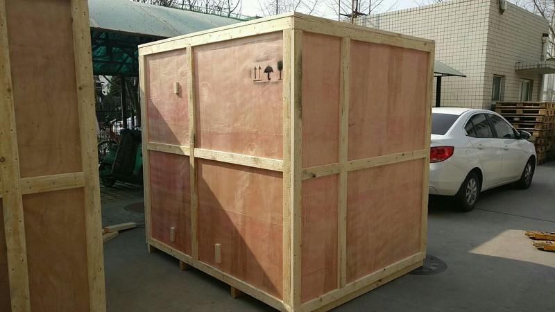 可重复使用木箱包装在包装箱中已成趋势