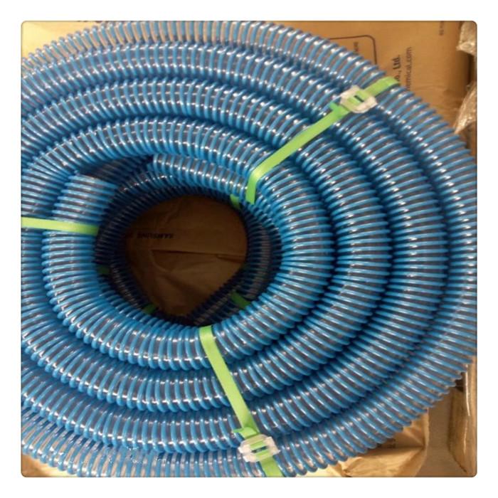 丰运管业供应内径25-300mmPU塑筋螺旋增强软管长管呼吸器专用管播种机播种管下料管
