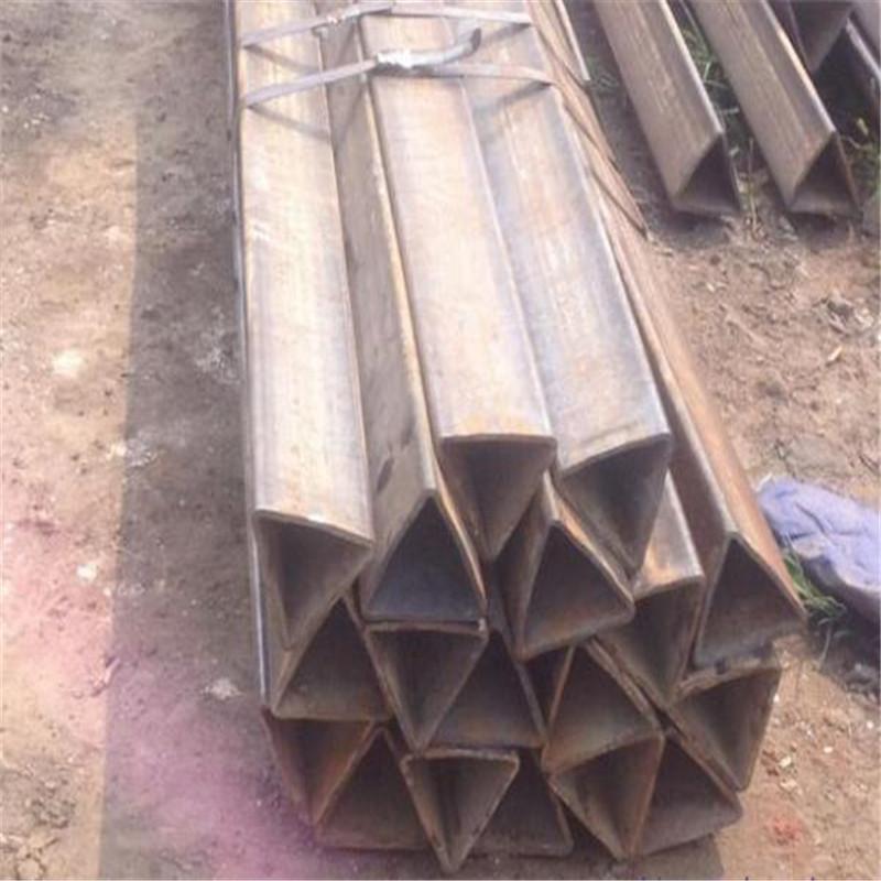 精密大小口径内圆外方管内圆钢管异形镀锌无缝钢管焊管厂家