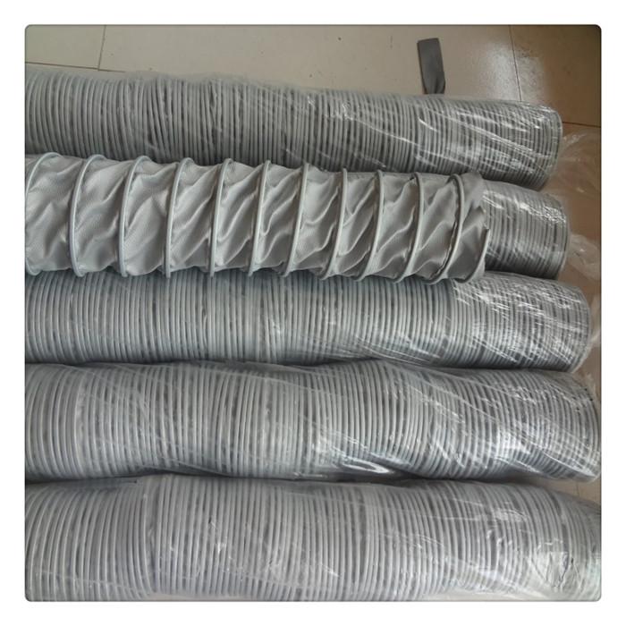 丰运管业供应耐温400度玻纤维布伸缩风管