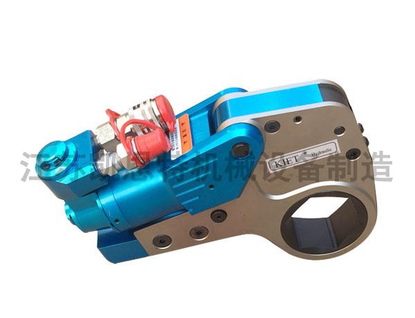 江苏凯恩特生产销售优质中空式液压扭矩扳手