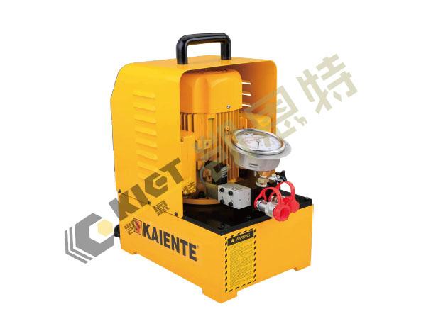 江苏凯恩特生产销售优质液压扭矩扳手专用电动液压泵站