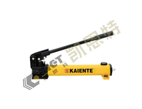 江苏凯恩特生产销售优质轻型手动液压泵