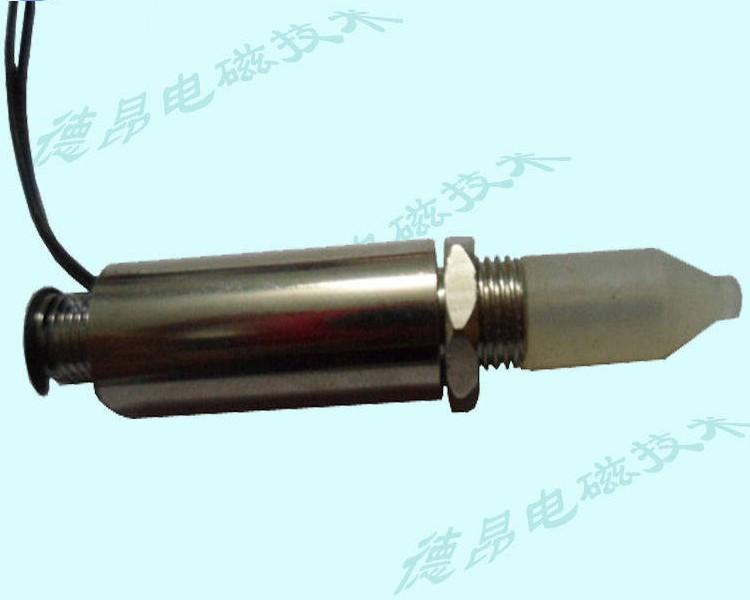 微小型圆管电磁铁/东莞电磁铁生产商