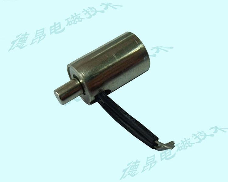 直流3V电压微型圆柱推拉式电磁铁