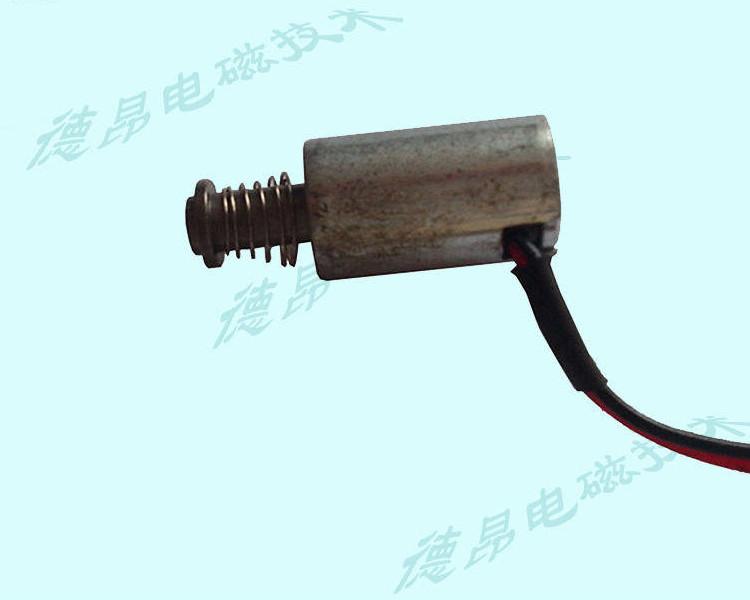 小型电子锁电机/6V指纹门锁电磁铁