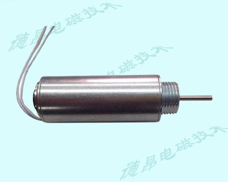12V微型电磁铁5mm行程/石碣电磁铁生产商家