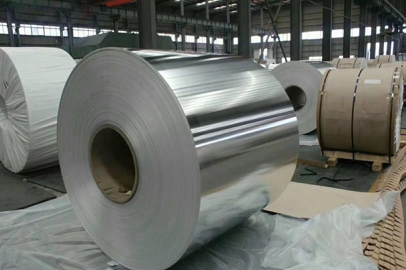 1060铝皮价格,1060铝皮厂家,1060管道保温铝皮供应