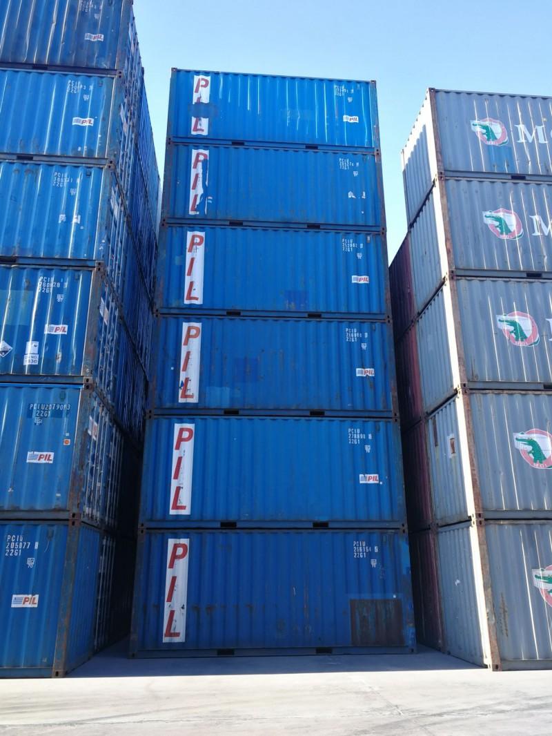 出售租赁改制二手海运集装箱特种箱澳亚堆场