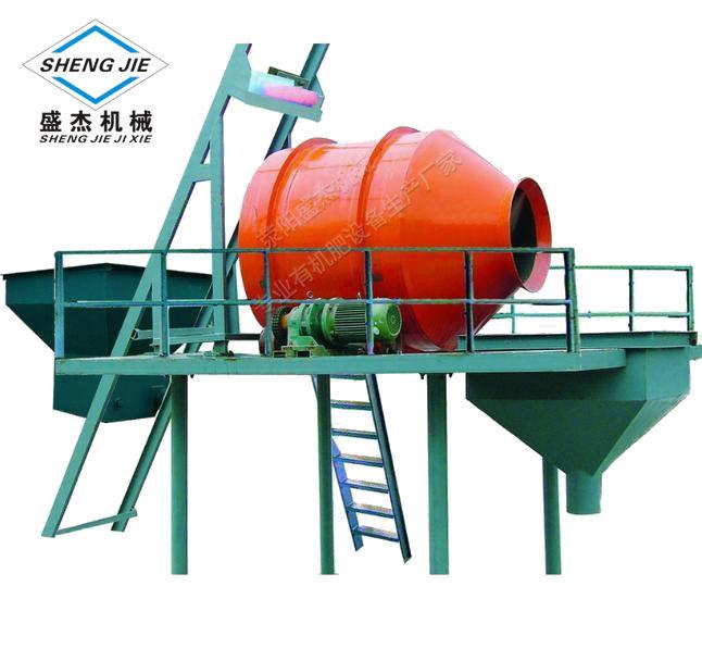 供应高质量BB肥搅拌机设备 掺混肥料生产线 BB肥整套生产线设备