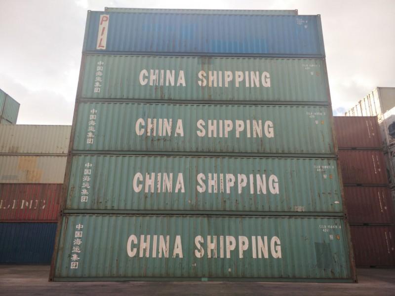 提供二手集装箱海运集装箱冷藏箱各种箱改制