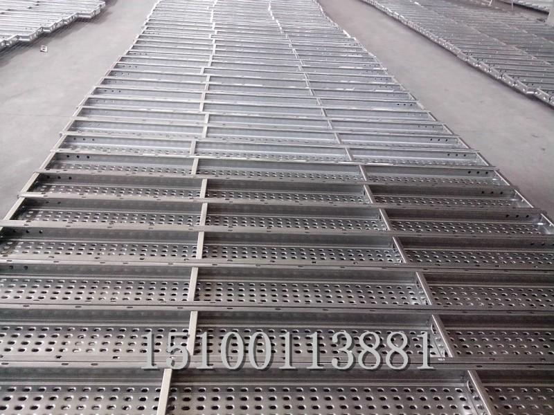 汇品厂价批发建筑钢模板 热镀锌钢跳板