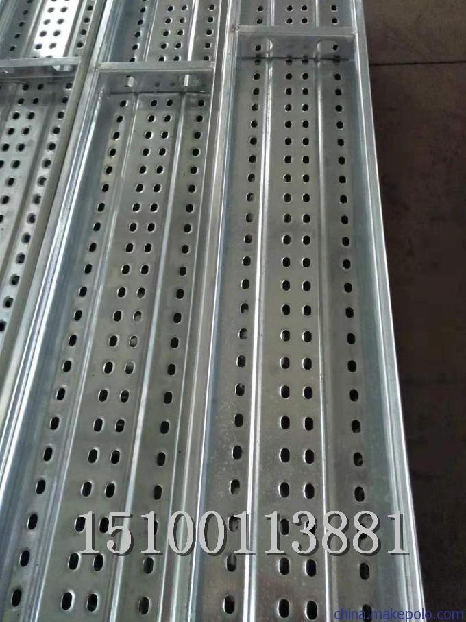 汇品厂价批发钢跳板 建筑钢模板 热镀锌钢跳板