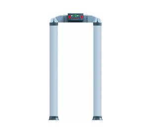 圆柱形金属探测门VO-1000 便携式安检门