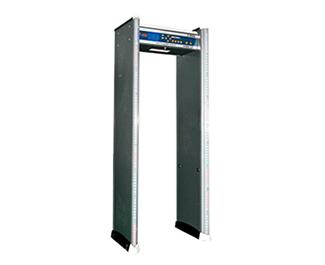 通过式金属探测门VO-8000 便携式安检门