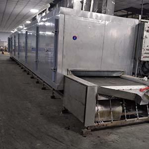 隧道速冻机 冷冻设备 制冷设备