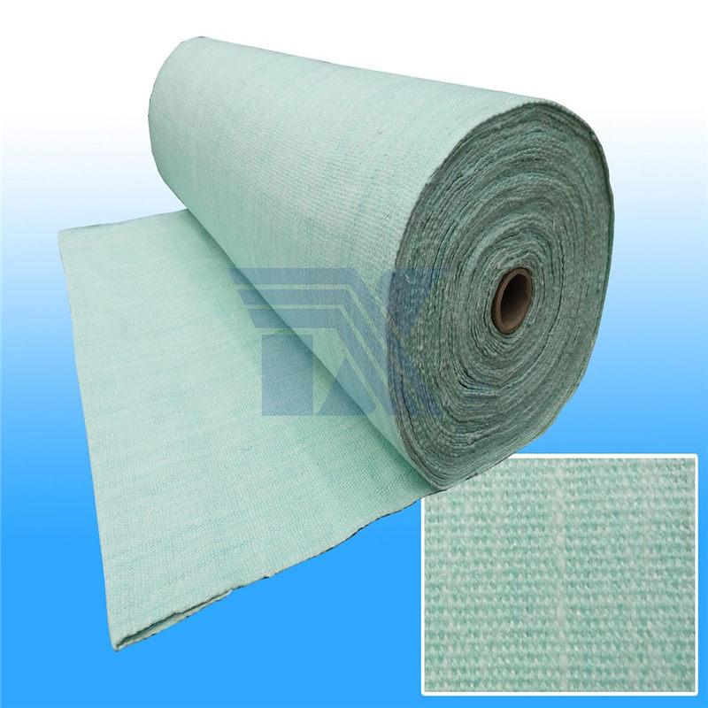 天兴 可降解纤维布 环保高温布 生态保温布 耐火布防火布