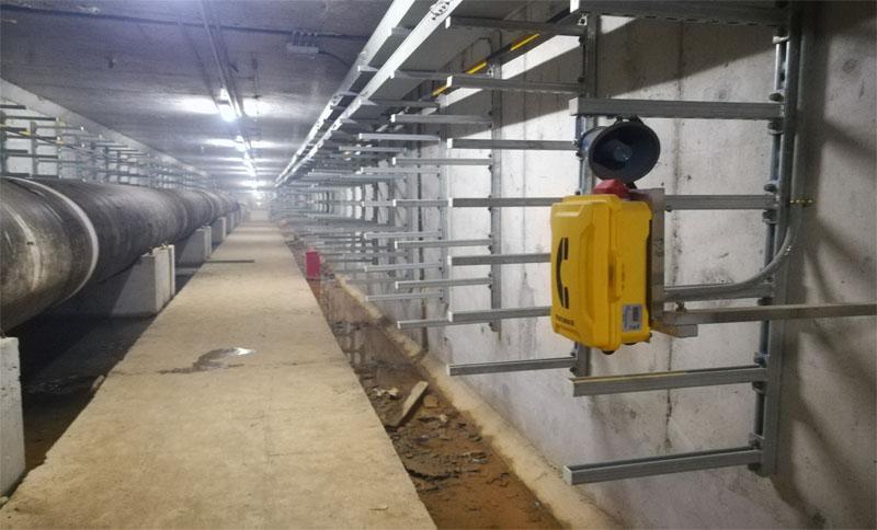 隧道广播系统,隧道调度广播系统,隧道扩音电话机