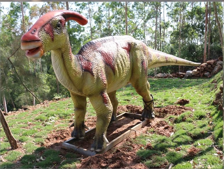 山东临沂仿真恐龙模型质优价廉