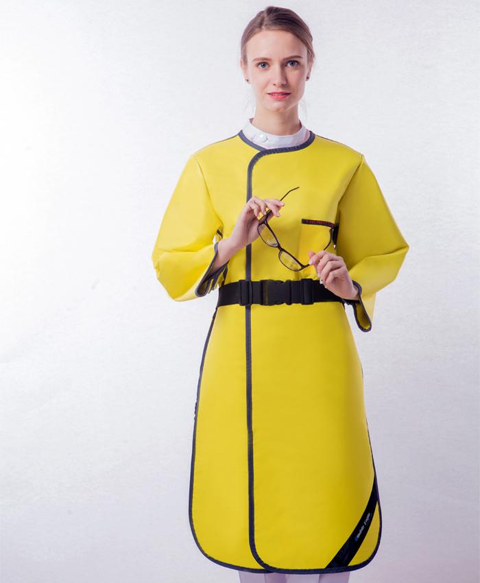X射线防护服  PAA铅胶衣(正穿单面式长袖)