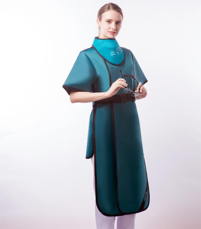 性腺防护服 PAA铅胶衣(反穿单面式)