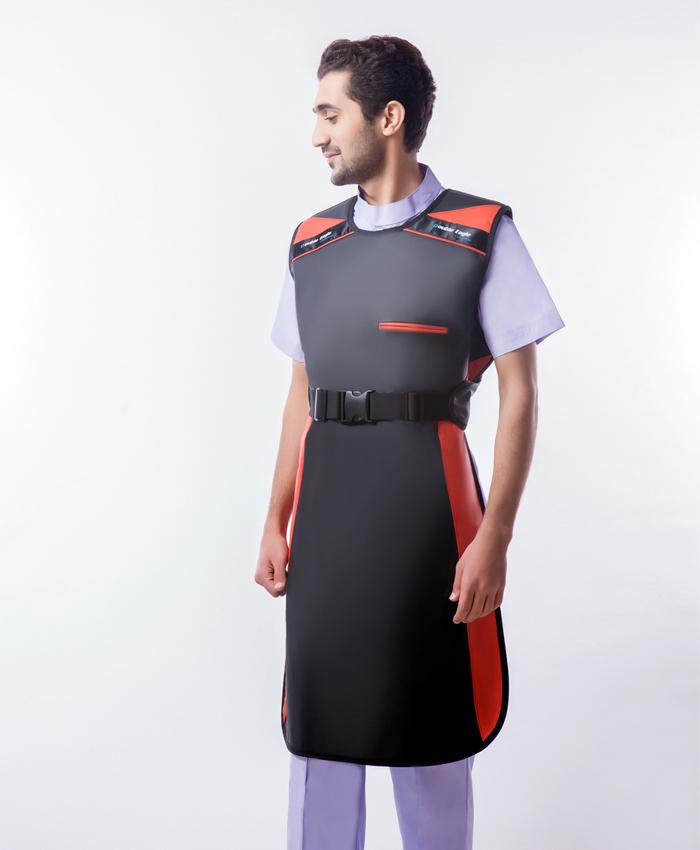 X射线防护服  PC铅背心(正穿双面式)