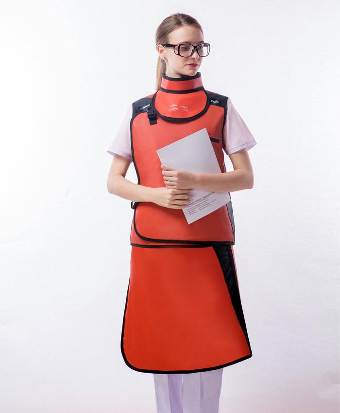 X射线防护服  PD防护套裙(分体双面式)