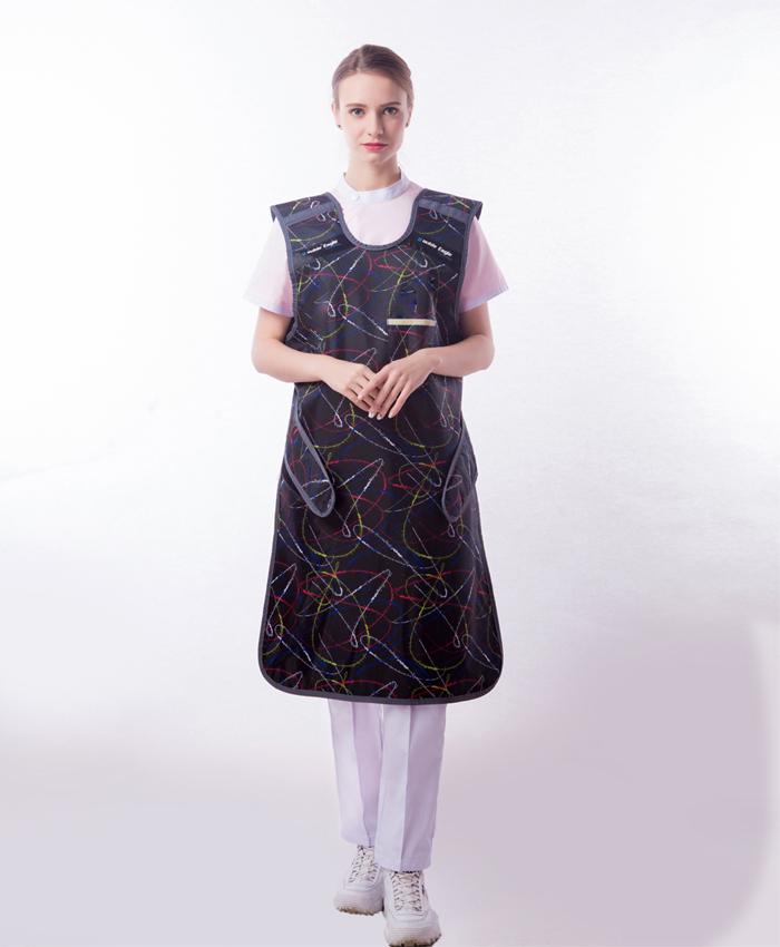 X射线防护服  PDW柔软型防护裙(反穿单面式)