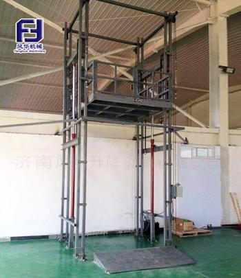 导轨式升降机 导轨式升降机厂家