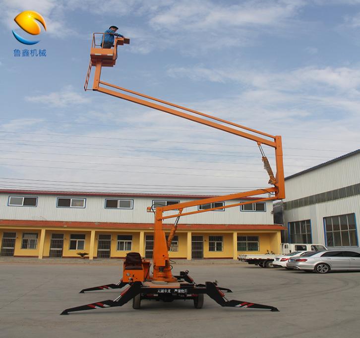 升降平台  曲臂式升降机 厂家直销液压 高空作业车 升降机