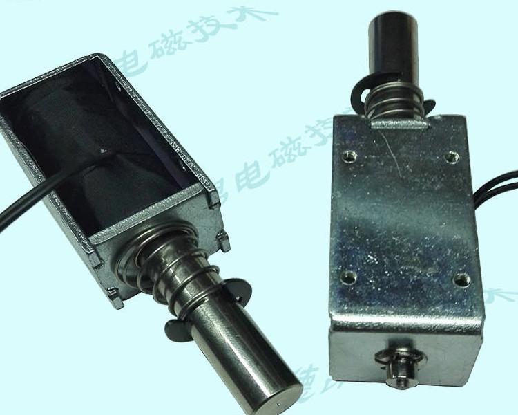 框架推拉式电磁铁DU1253/电磁铁厂家德昂