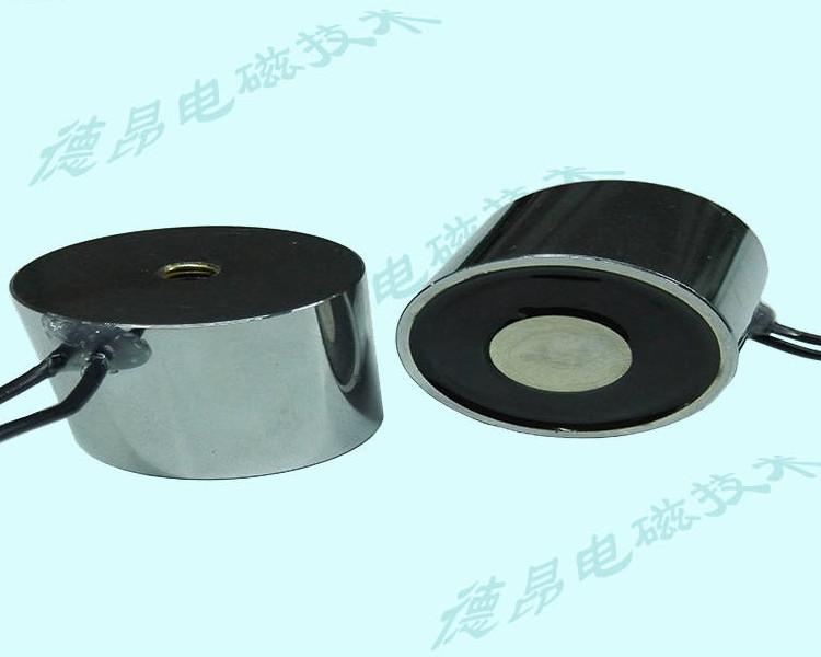 机械手取物移动吸盘电磁铁/24V直流电磁吸盘