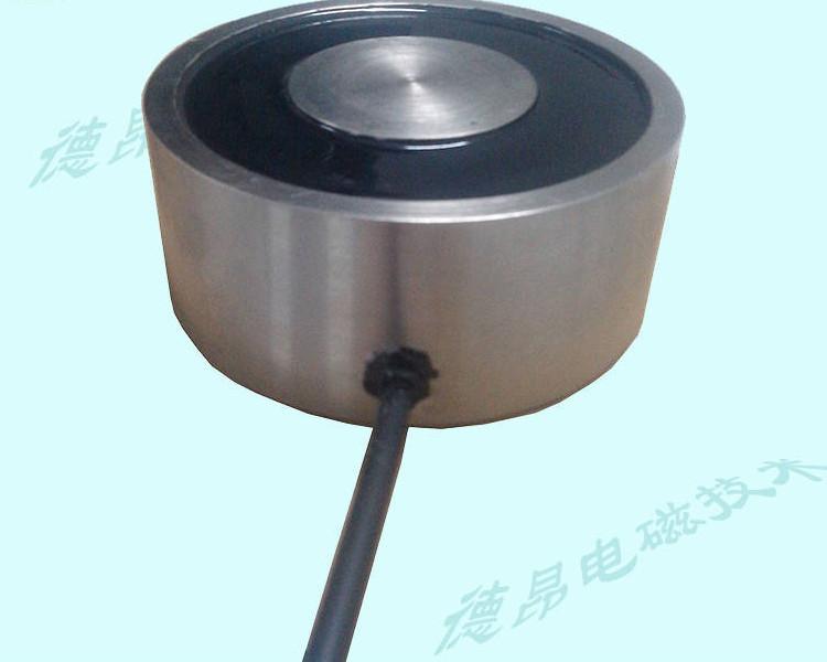 100200公斤吸盘式电磁铁-直流交流电磁吸盘厂家
