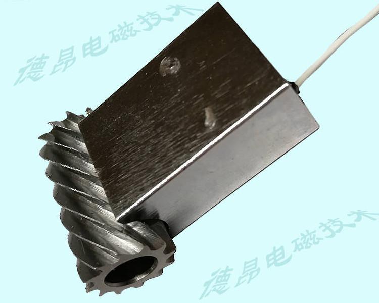 圆弧面吸盘电磁铁/C形V型U形吸合面电磁铁定制生产