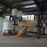上海厂家 10吨聚羧酸合成设备 10立方混凝土外加剂合成设备