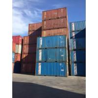 天津二手集装箱二手货柜 SOC箱长期租售价格优惠