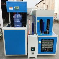 PET吹瓶机 18.9升桶装水桶生产设备 可保修18个月