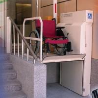 爬楼机 无障碍升降平台 残疾人升降机 座椅电梯 家用小电梯