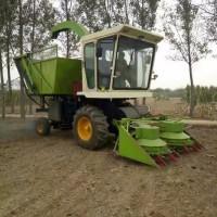 新型高效玉米秸秆青储机首选康杰农业机械