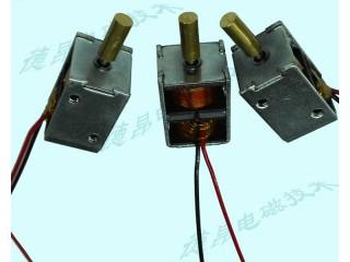 双向伸缩推拉电磁铁DKD0521/断电磁保持电磁铁