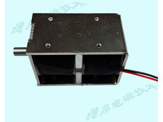 双线圈推拉电磁铁DKD1879/新能源充电站电磁铁