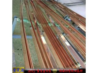 供应安阳新乡80×8镀铜扁线好用不贵检测报告免费送送送