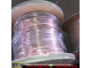 供应怀化常德φ8软态铜包钢圆钢好用不贵检测报告免费送送送